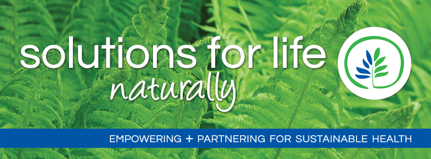 Solutions For Life Naturally Logo