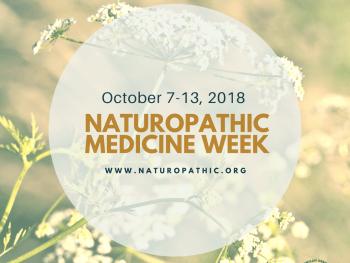 AANP naturopathic medicine week 2018